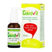 Gardvit A+E spray do gardła 30 ml