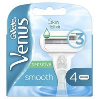 GILLETTE Venus Smooth Sensitive Wkłady 4 szt.