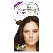 HAIR Wonder Farba do włosów 4 (Medium brown) 100 ml