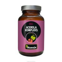 HANOJU Bio Acerola Kompleks 900 mg 150 tabletek do ssania