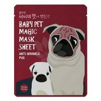 HOLIKA HOLIKA BABY PET MAGIC SHEET MASECZKA W PŁACIE PUG 1 szt.