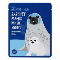 HOLIKA HOLIKA BABY PET MAGIC SHEET MASECZKA W PŁACIE SEAL 1 szt.