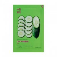 HOLIKA HOLIKA PURE ESSENCE MASK SHEET MASKA W PŁACIE CUCUMBER 1 szt.