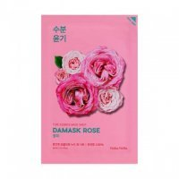 HOLIKA HOLIKA PURE ESSENCE MASK SHEET MASKA W PŁACIE DAMASK ROSE 1 szt.