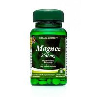 HOLLAND & BARRETT Magnez 250 mg 100 tabletek