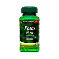 HOLLAND & BARRETT Potas 99 mg 100 kapletek