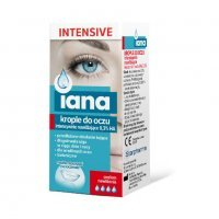 Iana Intensive 0,3% HA krople do oczu 10 ml
