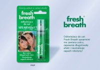 FRESH BREAT SPEARMINT Odświeżacz do ust 10 g