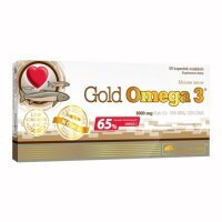 OLIMP Gold Omega 3 1000mg 60 kaps.