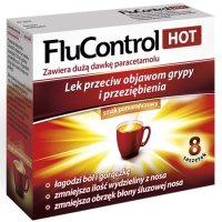 FluControl Hot 8 sasz.
