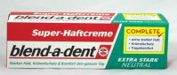 BLEND-A-DENT SUPER HAFTCREME Klej do protez NEUTRAL 47 g