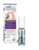 Nailner lakier 2w1 5 ml