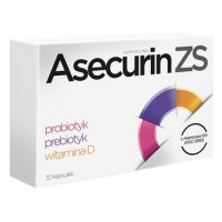 Asecurin ZS 20 kaps.