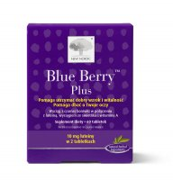 Blue Berry Plus 60 tabl.