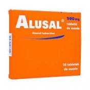 Alusal 500 mg 30 tabl. do ssania