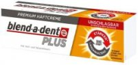 BLEND-A-DENT PLUS DUAL POWER Mocny klej do protez 40g