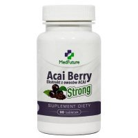 Acai Berry strong 90 tabletek