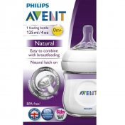 AVENT NATURAL Butelka 125 ml