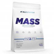 ALLNUTRITION Mass Acceleration (Strawberry) 3000g