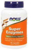 NOW Super Enzymes 90 tabletek