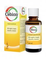 Cebion krople 30 ml
