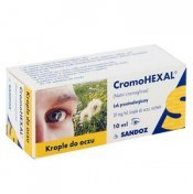Cromohexal krople do oczu 10 ml