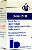 KeratoStill krople do oczu 10 ml