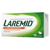 Laremid 2 mg 10 tabl.