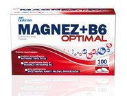 Magnez + B6 Optimal 100 tabl.