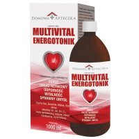 Multivital Energotonik 1000 ml płyn