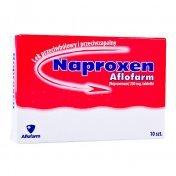 Naproxen 200 mg 10 tabletek