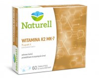 Naturell Witamina K2 MK7 60 tabletek do ssania