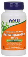 NOW Ashwagandha Extract 450 mg 90 kapsułek