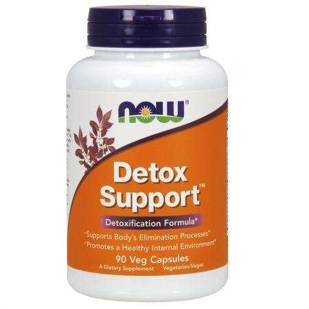 NOW Detox Support 90 kapsułek