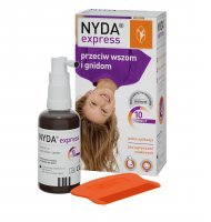 Nyda Express areozol 50 ml