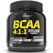 OLIMP BCAA 4:1:1 Xplode Fruit Punch 500 g