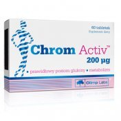 OLIMP Chrom Activ 60 tabl.