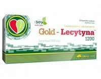 OLIMP Gold Lecytyna 1200 mg 60 kaps.