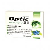 Optic Bioluteina 30 tabl.