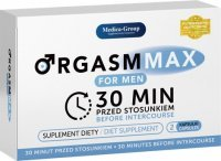 Orgasm Max for Men 2 kapsułki