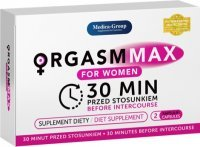 Orgasm Max for Women 2 kapsułki