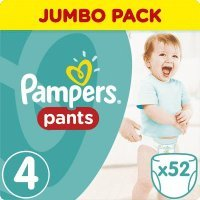Pampers Pants Maxi 4 (9-15kg) 52 szt.