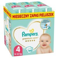 Pampers Premium Care Maxi 4 (9-14 kg) 168 szt.