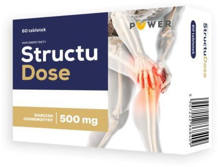 PUWER StructuDose 500 mg 60 tabletek