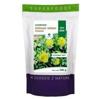 Różeniec górski powder superfood 100 g
