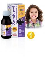 Sambucol Junior 6+ syrop 120 ml + AUDIOBOOK!!