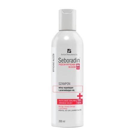 szampon seboradin na wypadanie włosów