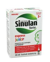 Sinulan Express Forte Junior aerozol 20 ml