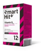 Smart Hit IV Vitamin B12 liposomalna data ważności 2020-11-30