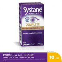Systane Complete krople do oczu 10 ml